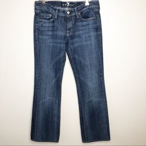 7FAM Lowrise Bootcut Special Edition Jeans